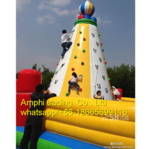 Giant Audlts Rock Climbing Wall /Inflatable Climbing Wall
