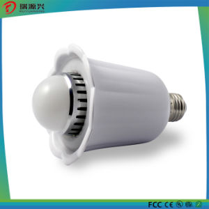 Smartphone Controlled smart LED Bulb Light with Wireless Bluetooth Speaker