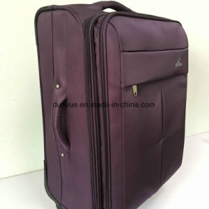 "Factory Low MOQ Oxford Fabric 16"", 20"", 24"", 28"" Travel Rolling Luggage Bag Set, Custom Make Trolley Case pictures & photos"