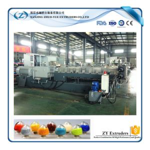 Twin Screw Extruder for Plastic Granules pictures & photos