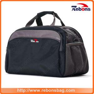 Big Volume Vintage Long Men Leather Duffel Bag Leather Travel Bag pictures & photos