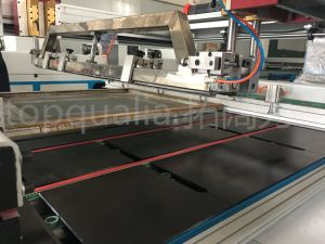 Tql3725 Automatic Glass Screen Printing Line pictures & photos