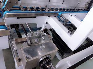Tissue Box Folding Gluing Machine (GK-650B) pictures & photos