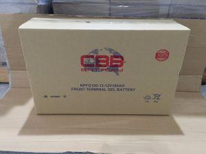 180ah 12V Front Terminal Battery/ Accumulators Telecom Battery pictures & photos
