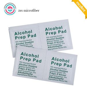 Mobile Phone Screen Antibacterial Wipes Alcohol Pad pictures & photos