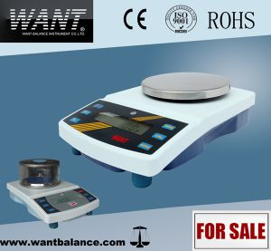 Electronic Digital Precision Balance (1000g 2000g 3000g 5000g/ 0.01g) pictures & photos