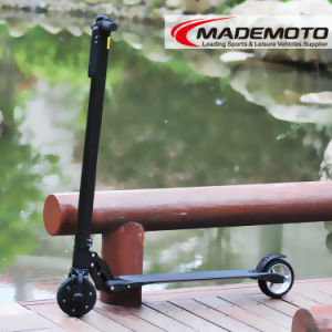 Hot Selling Ultra Light Carbon Fiber Foldable Electric Scooter pictures & photos