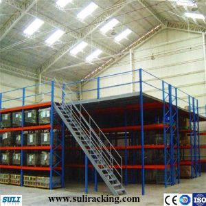 Heavy Duty American Style Teardrop Warehouse Storage Pallet Rack pictures & photos