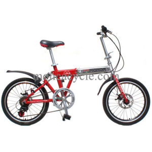2017 Folding Bike Light and Handy Folding Bicycle Foldable Bike in 16′′18′′20′′ Sizes from Hangzhou Monca pictures & photos