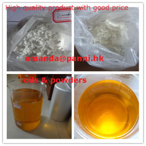 Raw Dianabol White Powder / Oral Anabolics for Bodybuilding pictures & photos