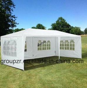 10X20 Assembly Steel Gazebo Party Tent Outdoor Canopy pictures & photos