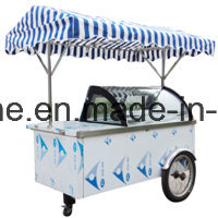 Ice Cream Trolley/Ice Cream Cart Sale/Gelato Cart pictures & photos