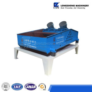PU Vibrating Screening Machine for Dewatering with Vibrating Motor pictures & photos