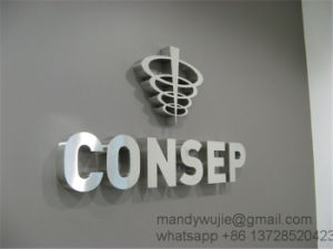 Mirror Finish Built up Stainless Steel Letters pictures & photos