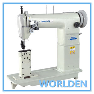 Wd-820 High Speed Needle Post Bed Sewing Machine pictures & photos