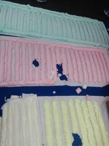 Custom Size Straw Type Polyurethane Foam pictures & photos