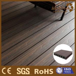 Rooftop Patio Wood Plastic Composite Floor WPC Decking pictures & photos
