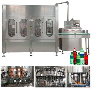 High Quality Automatic Carbonated Soft Drink Bottling Plant pictures & photos