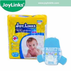 Infant Disposable Nappy Products with PP Tape pictures & photos