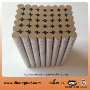 Permanent NdFeB Sintered Industrial Magnet pictures & photos
