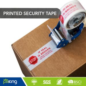 Custom Printed Packing Tape with Dispenser pictures & photos