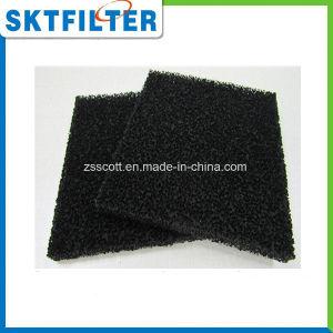 Black Activated Carbon Foam Sponge pictures & photos