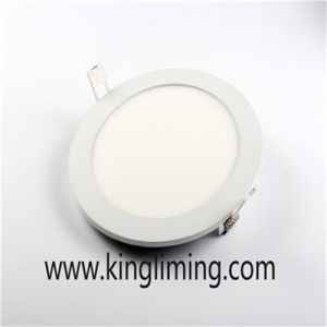 Energy Star ETL Approval 6 Inch Super Thin LED Recessed Light Dimmable 12W pictures & photos
