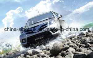 Hot Sale Thunder Pick-up Pickup Pick up Car of 4X2 4X4