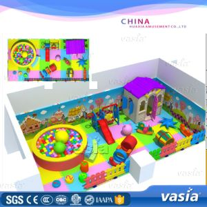 Jungle Children Playground Indoor, Kids Amusement Play Slide pictures & photos