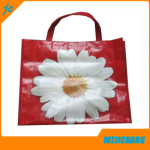 Promotion Recycle Laminated PP Woven Shopping Bag pictures & photos