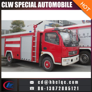 New China Make Water-Foam Fire Truck Water Fire Rescue Vehicle pictures & photos