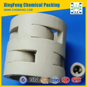 Pall Ring for Acid Resistance --Ceramic Tower Packing pictures & photos