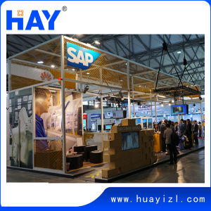 3X12m Maxima System Modern Trade Show Fair Exhibition Stand