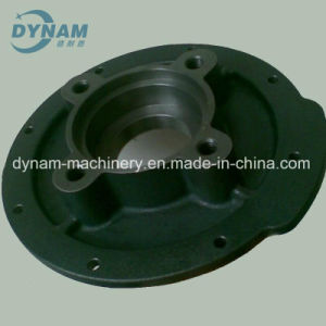 CNC Machining Part Sand Iron Casting Machinery Casting Parts End Cover pictures & photos