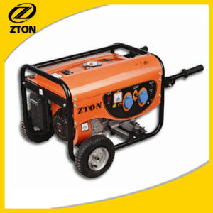 2500W Air Cooled Gasoline Generator pictures & photos
