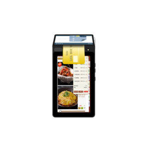 Dual Screen Display Retai Store Android Smart POS Cashier Terminal pictures & photos