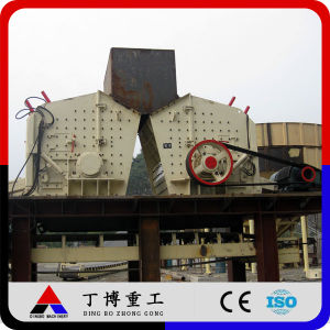 80-130tph Copper Ore Crusher Stone Crusher Plant Machine Construction Crusher pictures & photos