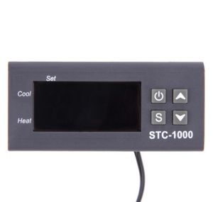 220V Temperature Controller Thermostat Aquarium Incubator Cold Chain Temp Wholesale (STC1000) pictures & photos