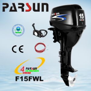 F15fwl, 15HP 4-Stroke Motor Outboards pictures & photos