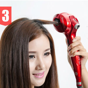 Hot Sale Professional Magic Hair Curler Different Types Automatic Hair Curler pictures & photos