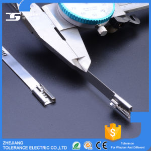 Metal Stainless Steel Cable Ties for Heavy Duty