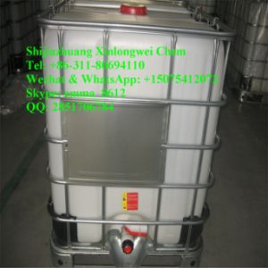 Factory Hydrogen Peroxide 50% in 1200kg IBC Drum pictures & photos