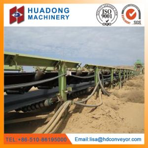 Corrugated Sidewall Belt Conveyor for Bulk Material Handling pictures & photos
