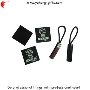Rubber Clothing Label/Zipper Puller (YH-ZP001) pictures & photos