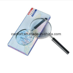 Factory Supply Handheld Metal Magnifying Glass, Magnifier with Best Quality and Prices pictures & photos