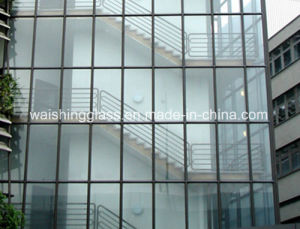 Tinted Tempered Insulated Glass with Ce / ISO9001 / Igcc for Curtain Wall pictures & photos