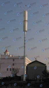 Steel Landscaped Tower with Lighting Function pictures & photos
