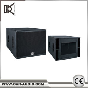 "Active Single 18""DJ Subwoofer Speaker pictures & photos"