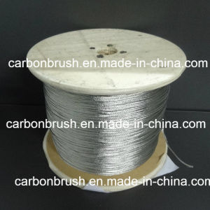 supplying high quality carbon brush copper wire/tinned wire for carbon brush pictures & photos