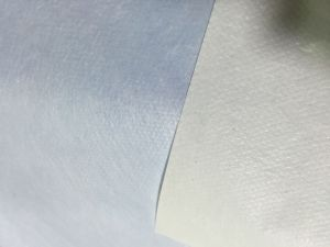 SMS Nonwoven Material Coated PE Film pictures & photos